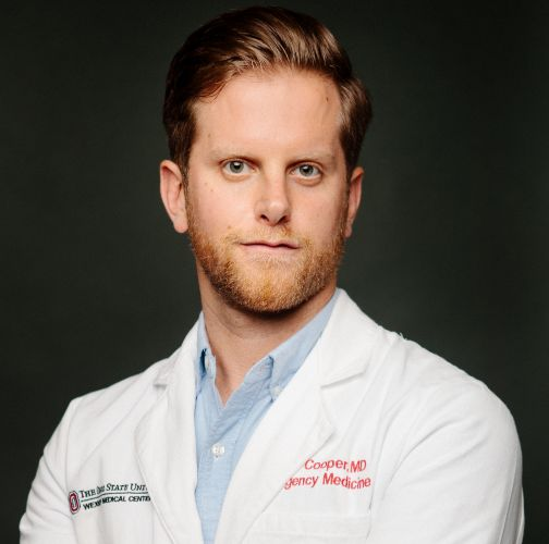 Rob Cooper, MD, MPH, MBA