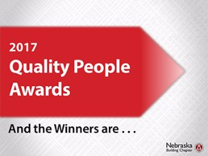 2017 Quality People Award Winners