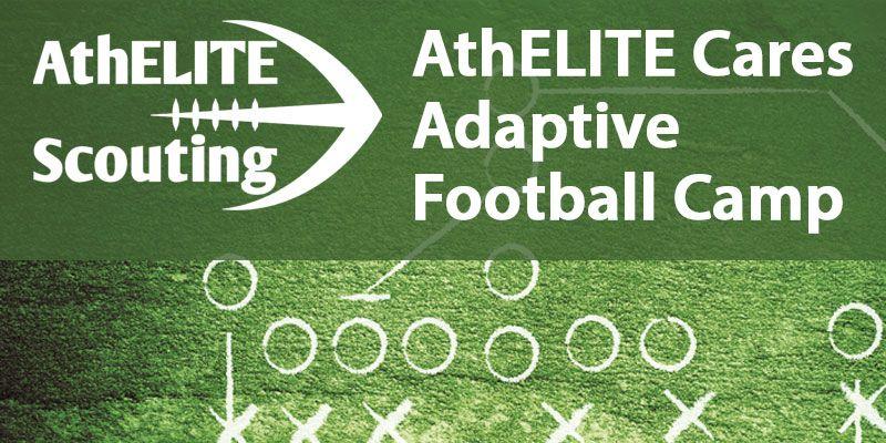 AthELITE Cares Adaptive Football Camp