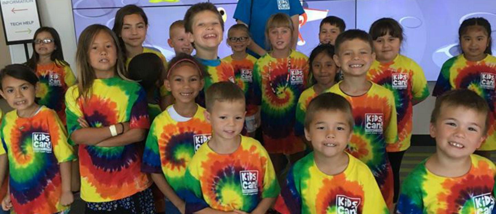 Kids Can Summer Program