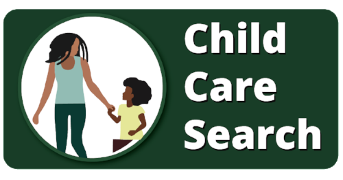 Child Care Search Button