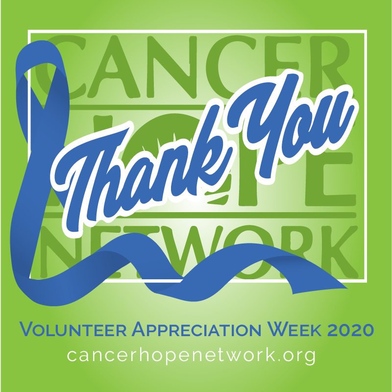 Our volunteers are amazing: Volunteer Appreciation Week
