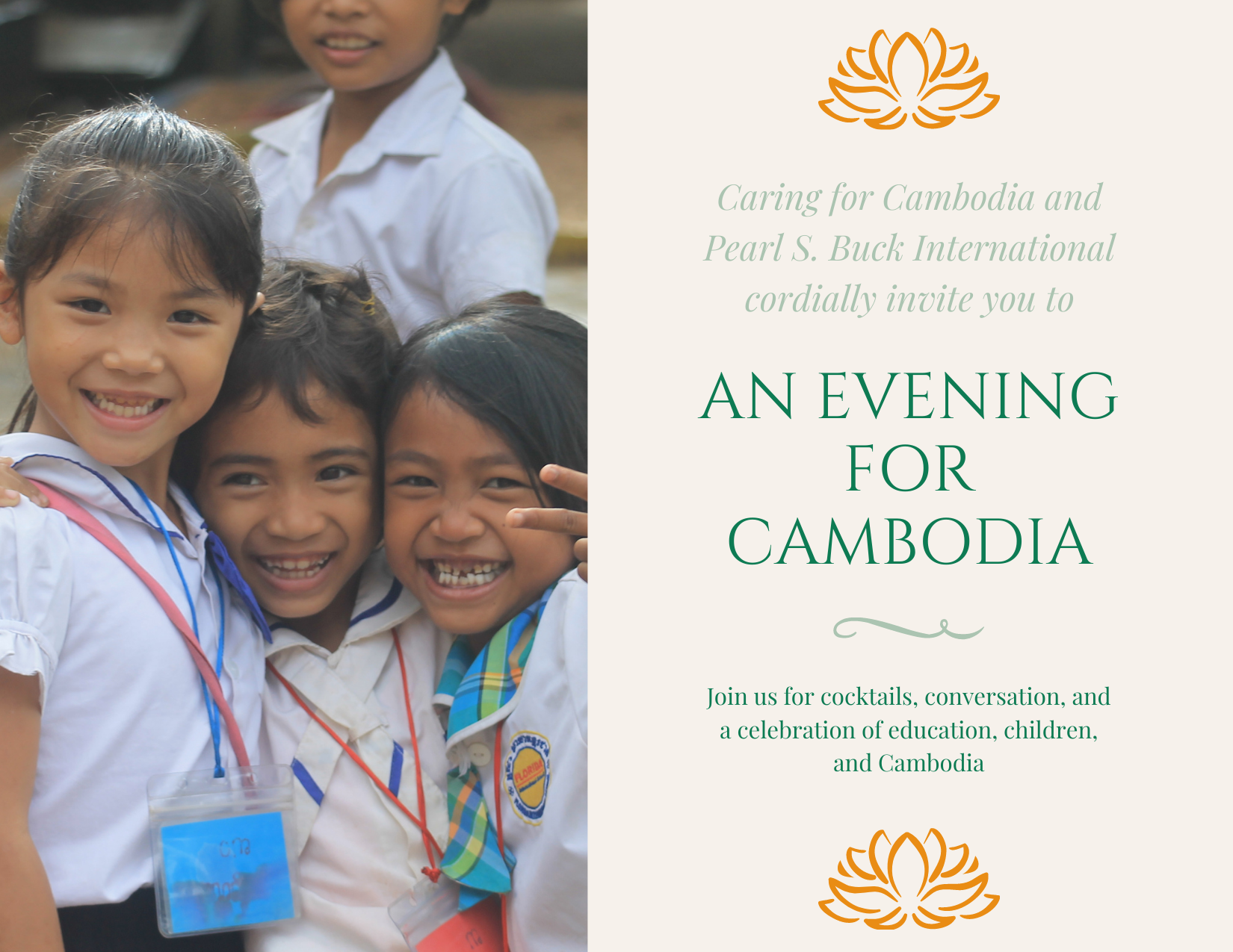 An Evening for Cambodia