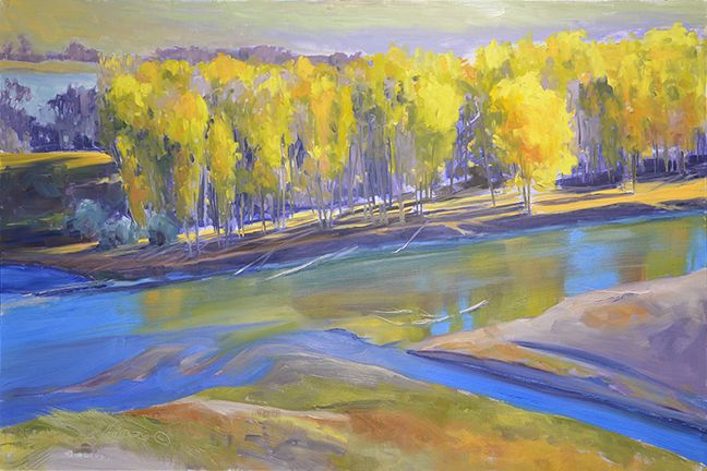 Montana Treasure: Solo Exhibition by Connie Herberg