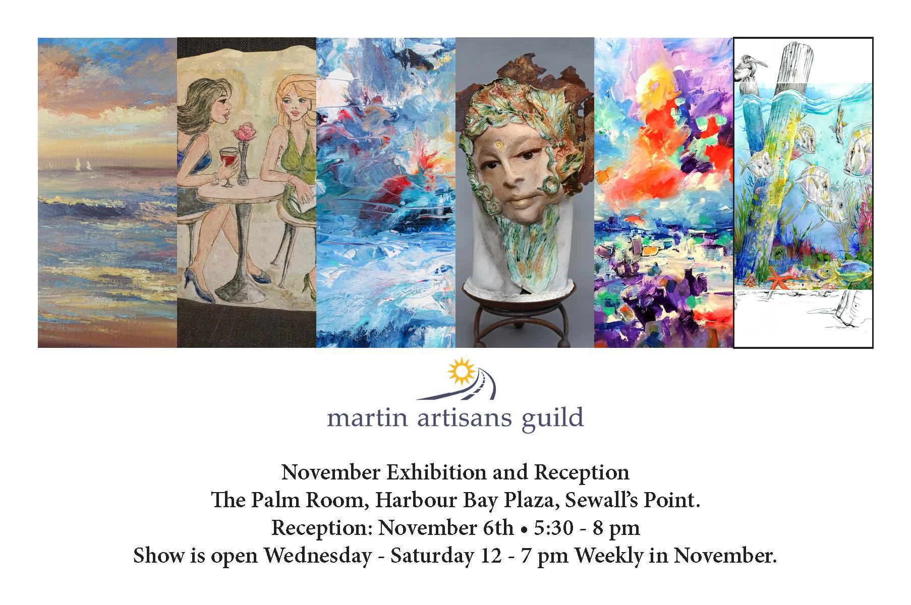 Martin Artisans Guild: November Exhibition