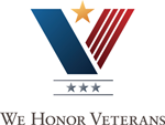 We Honor Veterans - Level 3 Partner