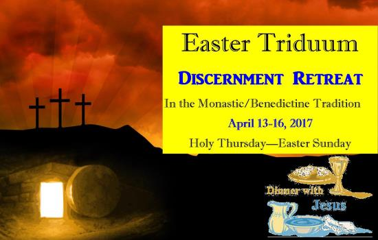 DISCERNMENT RETREAT