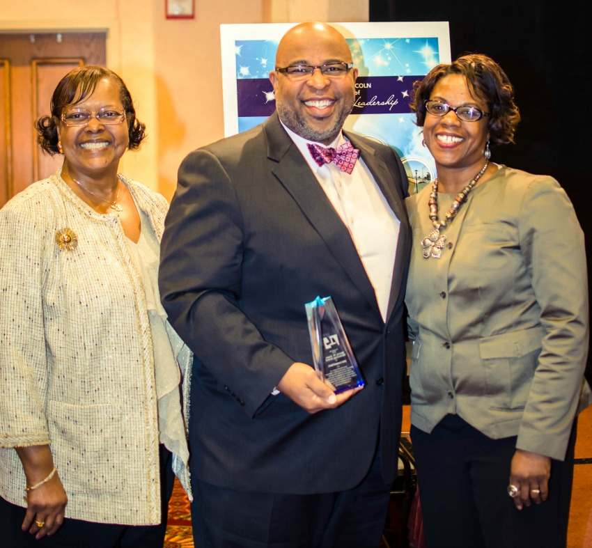 Melvin W Jones Mentor of the Year