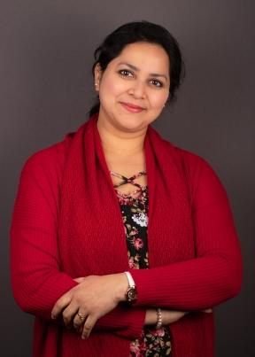 Nilanjana Sen, Library Assistant