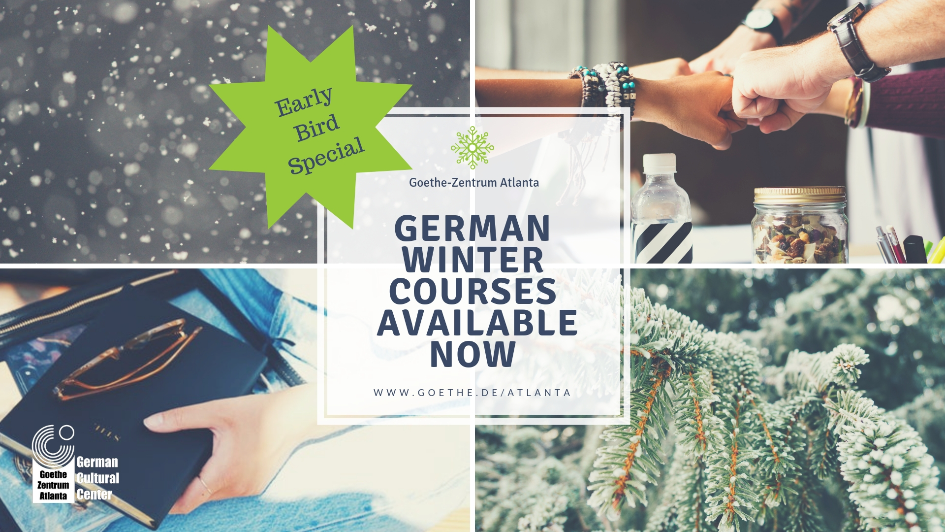 Winter German Courses
