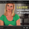 Laurie Dhue Shares Her Story of Recovery