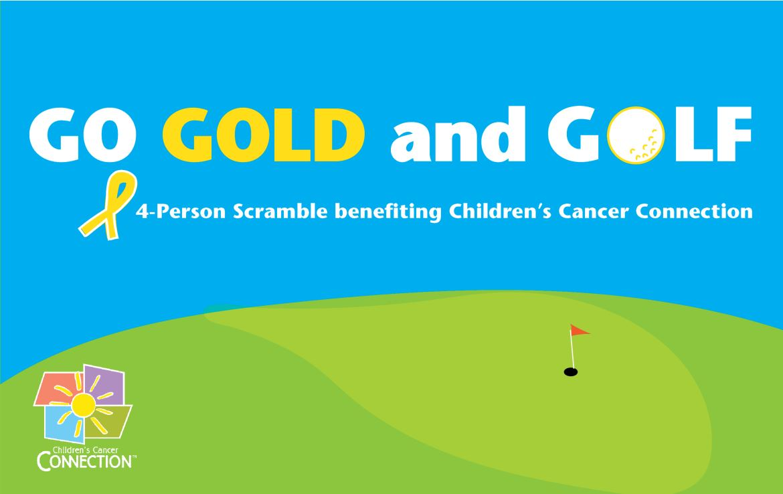 Go Gold and Golf Scramble