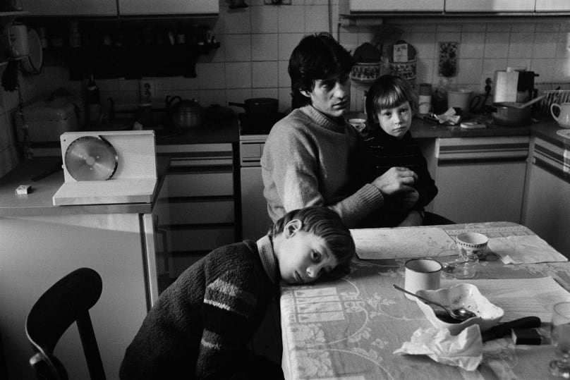 Vintage photos capture the passion and restlessness of East Germany's youth