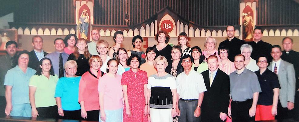 CSS Staff photo June 2005