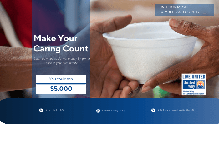 Make Your Caring Count