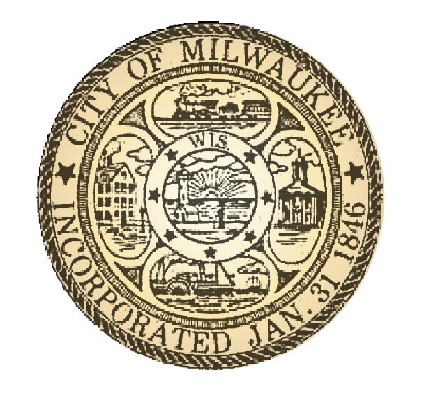 X33099 -  Seal of the City of Milwaukee, Wisconsin