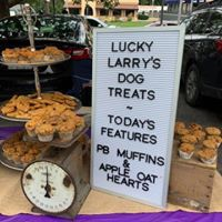 Lucky Larry's Healthy Dog Treats