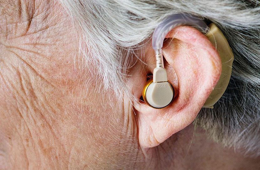 How Can Older Adults Cope with Hearing Loss?