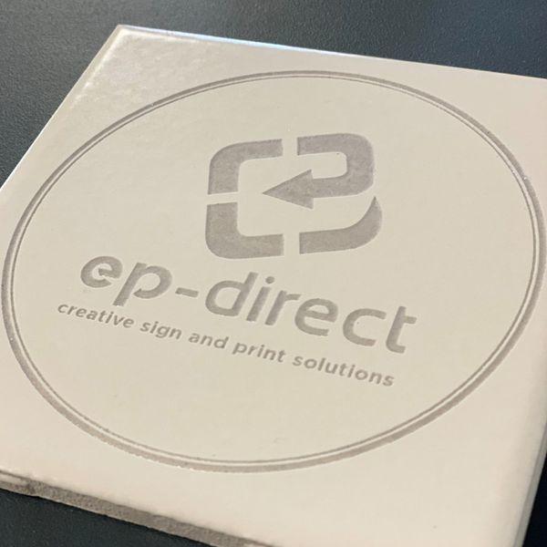 EP-Direct Laser Engraved Tile