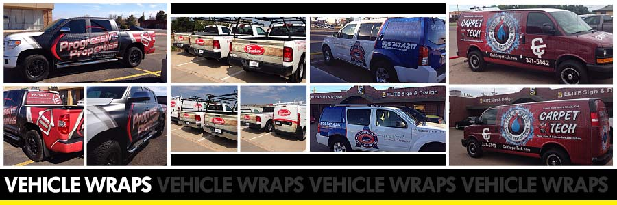 Vehicle Wraps Spotlight