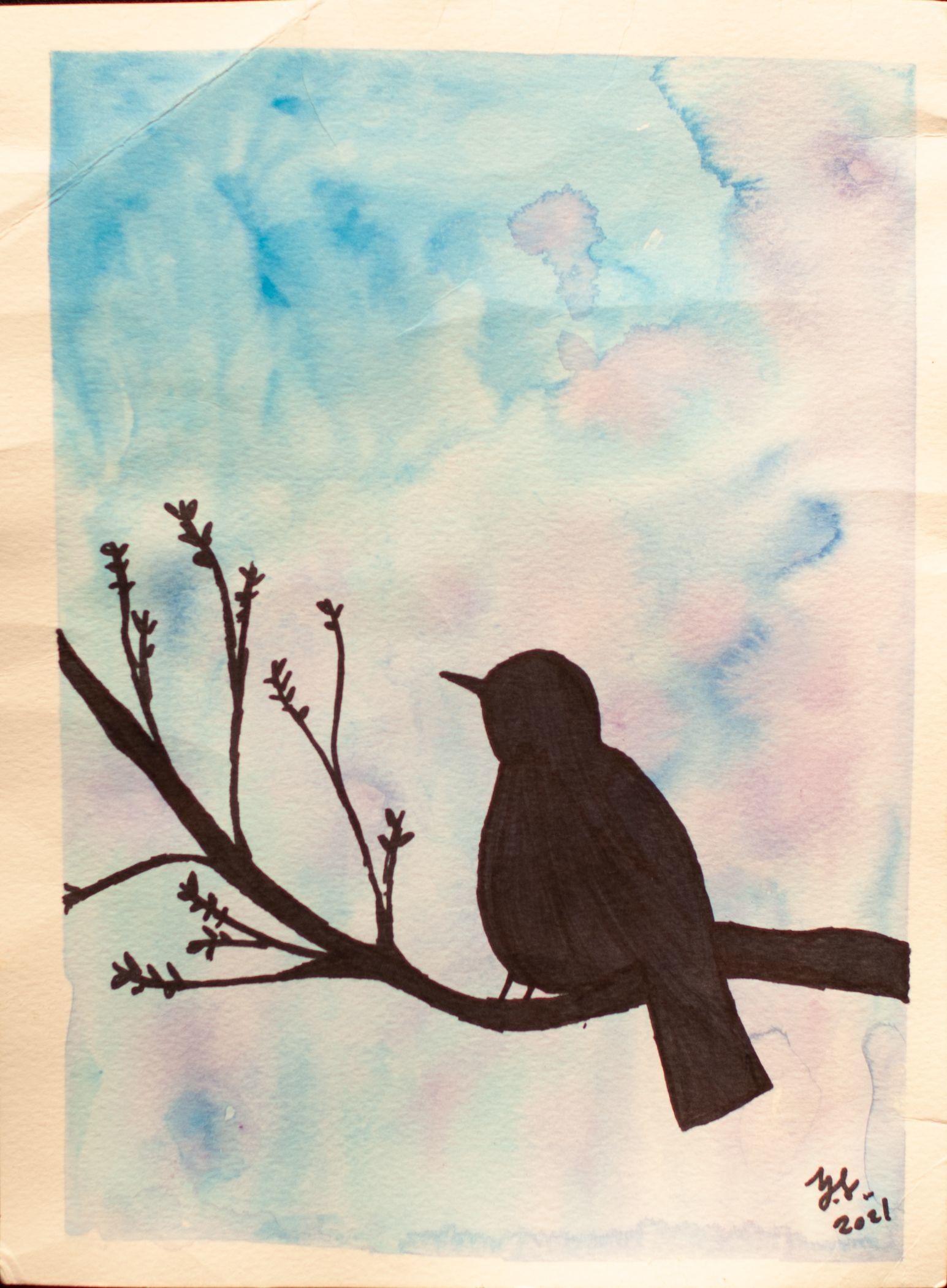 """""""Spring Bird"""" - Zeren Sebcioglu"""