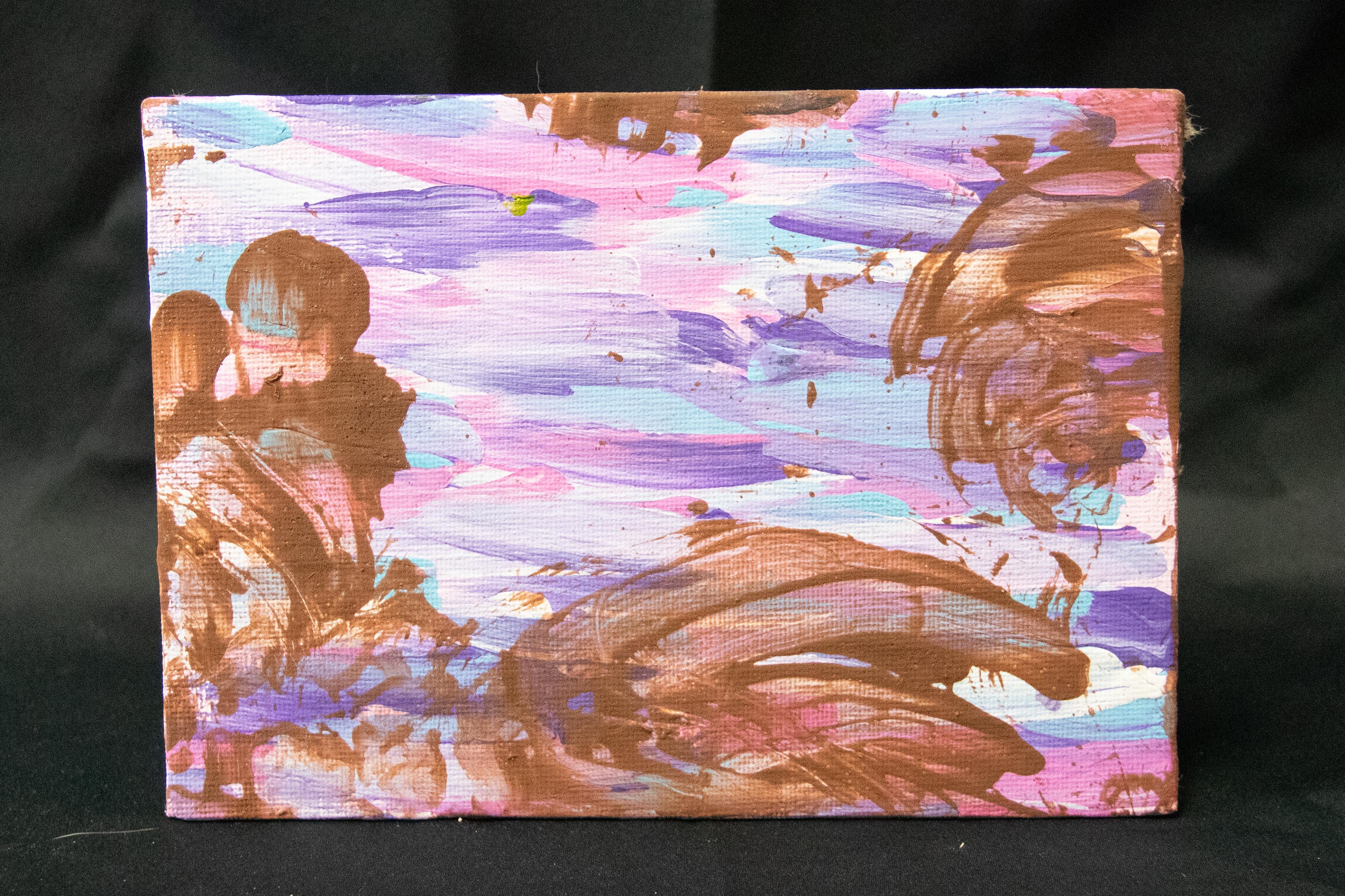Cape Porcupine • 5x7in. Animal Art