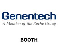 Genentech Booth