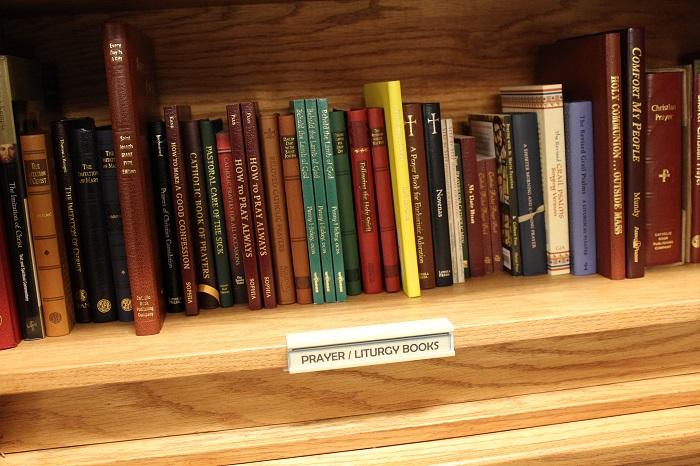 Books on Prayer, Liturgy
