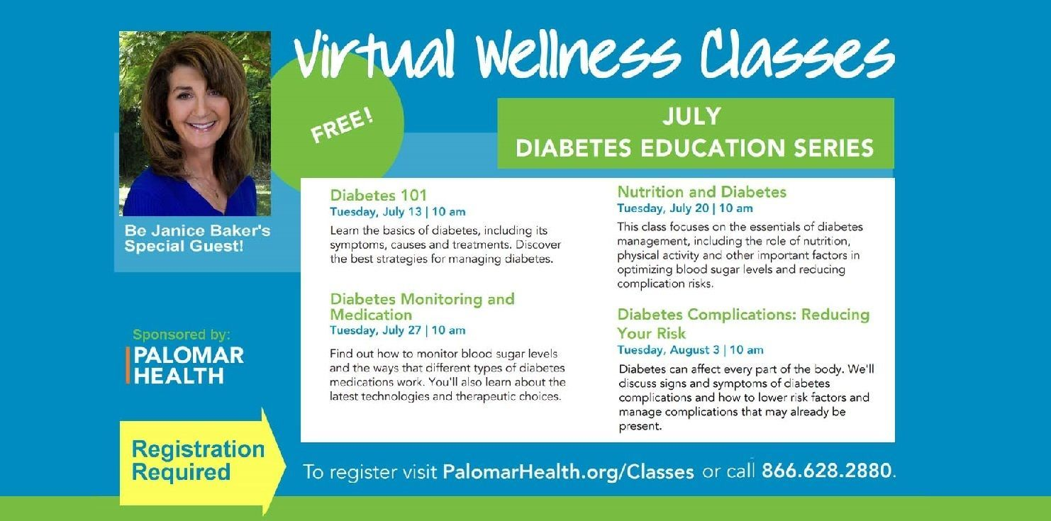 Virtual Wellness Classes