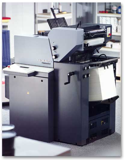 Heidelberg Printmaster QM-46