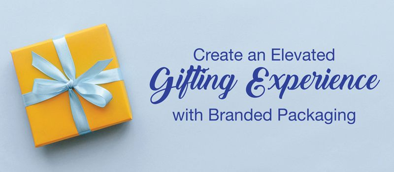Elevate Gift Giving with Branded Packaging