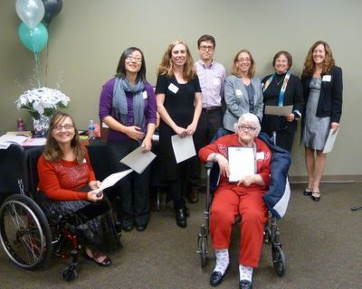 Esther Darling, an Adult Day Health Care Hero!