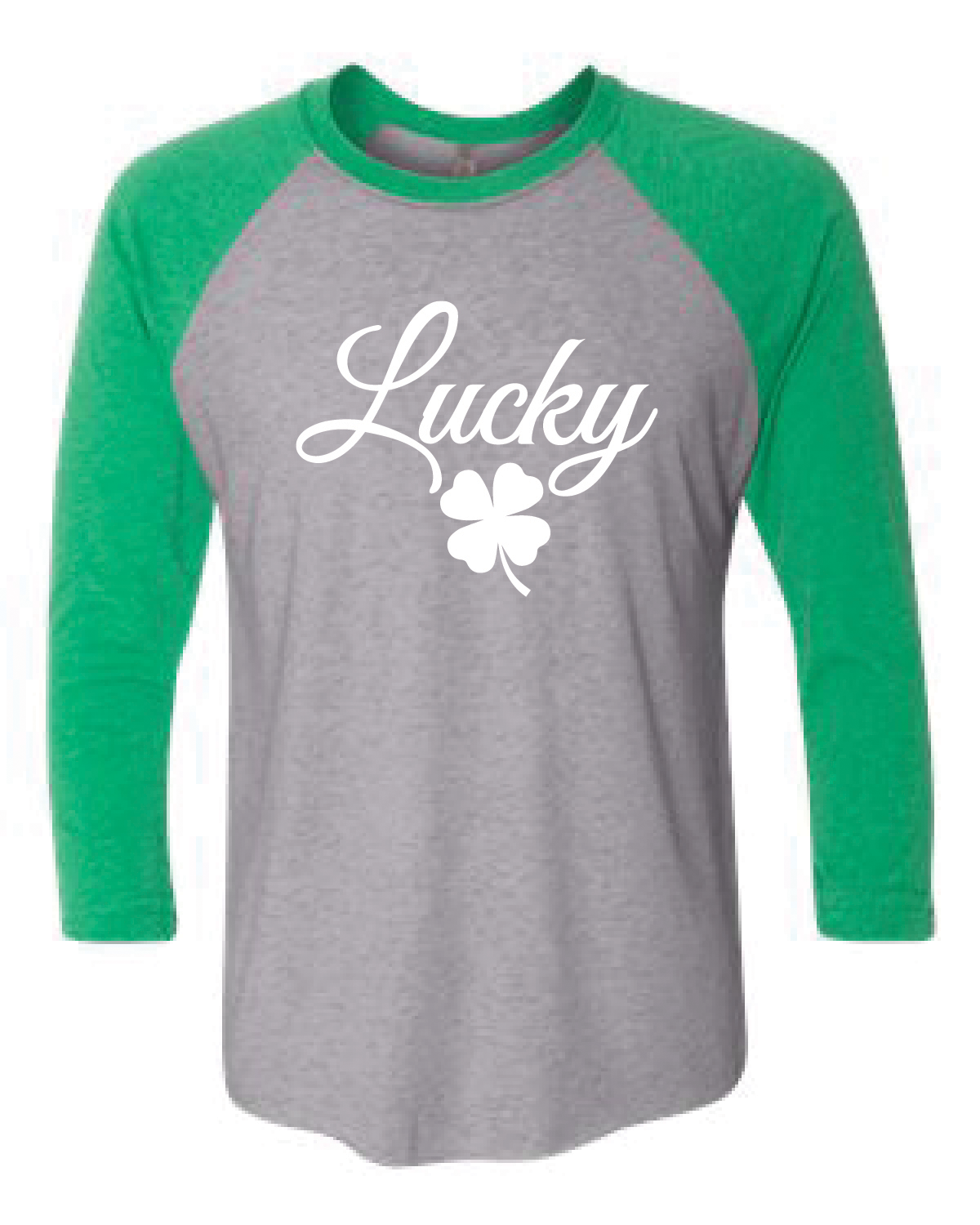 Baseball T-Shirt (LUCKY)