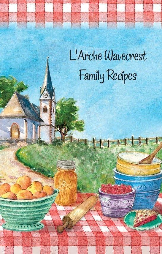 The L'Arche Wavecrest Family Recipe Book