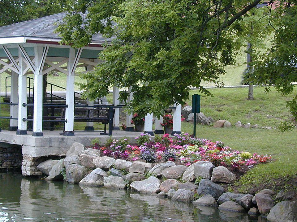 6. James B. McPherson Garden