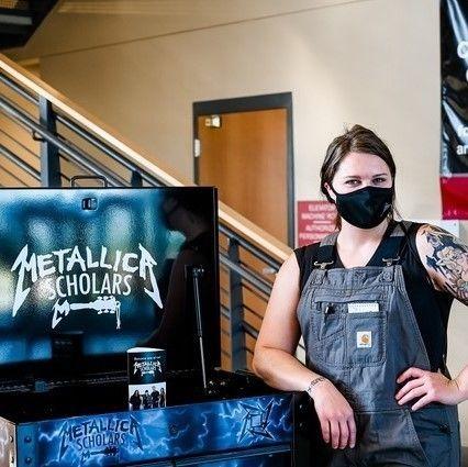 Metallica Scholars Spotlight: Athena