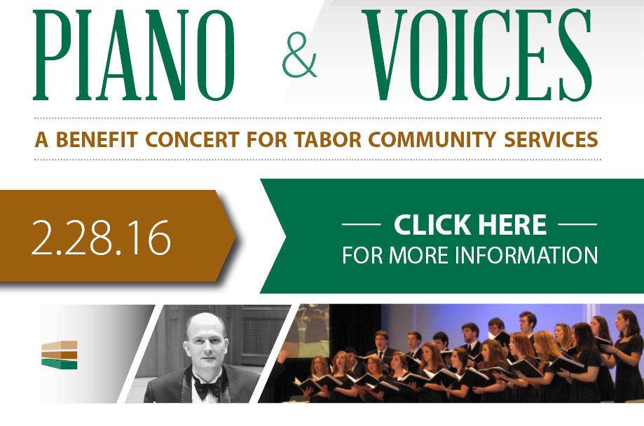 Piano & Voices Concert 2016