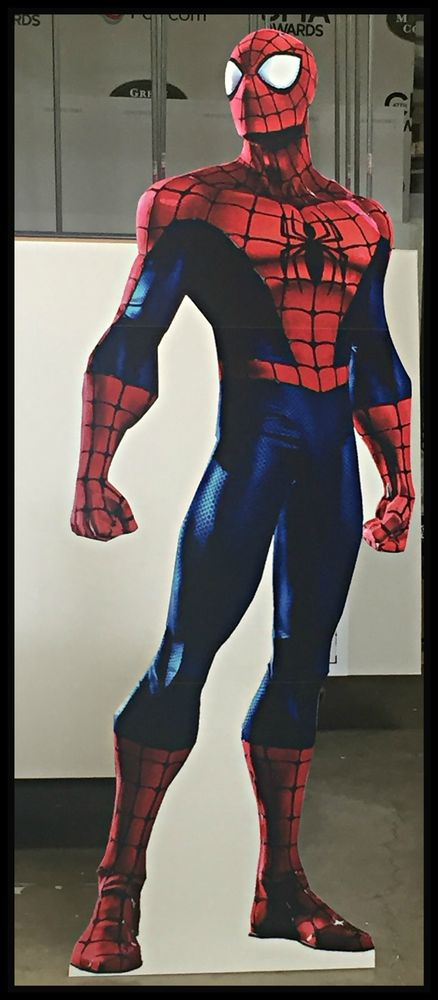 Spiderman Cutout