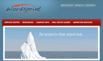 Wordsprint Launches New Look