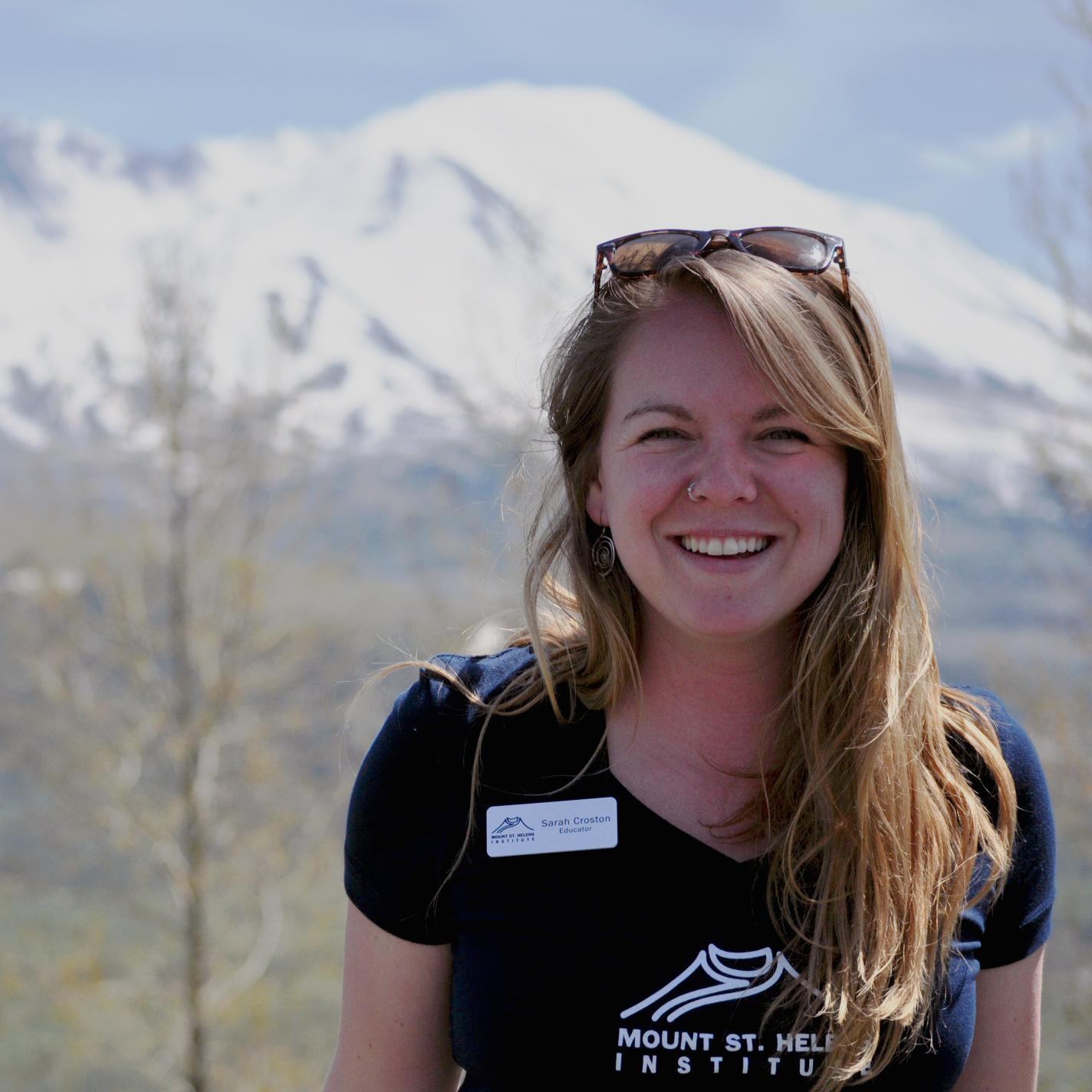 SARAH CROSTON, Assistant Guide