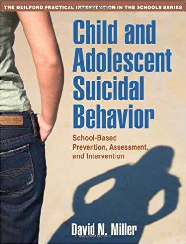 Child and Adolescent Suicidal Behavior