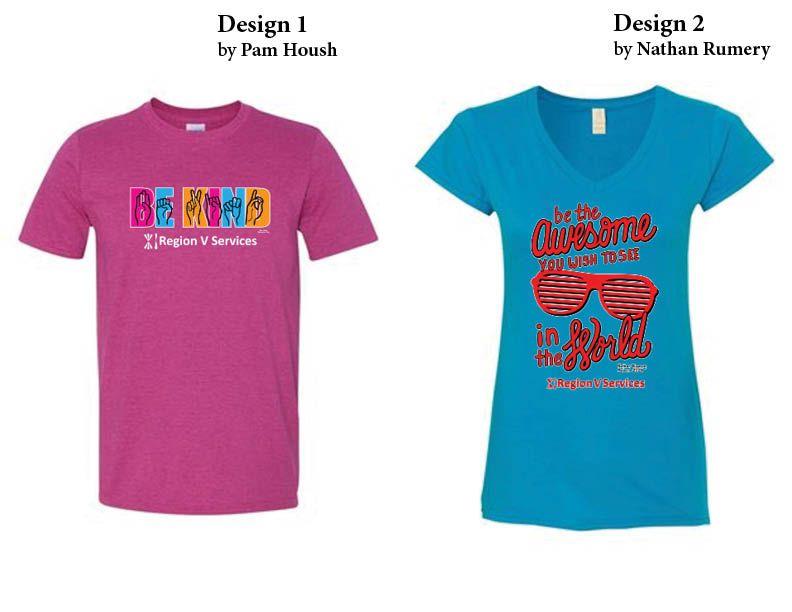 RVS 2020 t-shirts