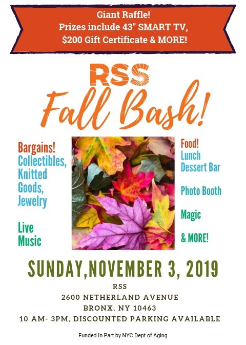 Fall Bash!