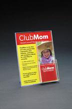 Brochure Holder 1