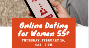 Online Dating for Women 55+