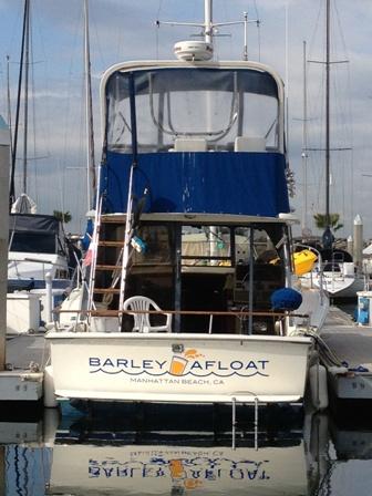 Custom Boat Decals