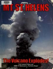 Mount St. Helens, The Volcano Explodes!