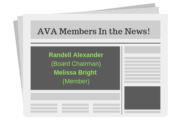 AVA Members in the New York Times!