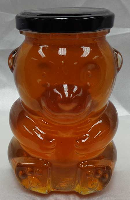 Little Shire Farms 13 oz Honey Bear
