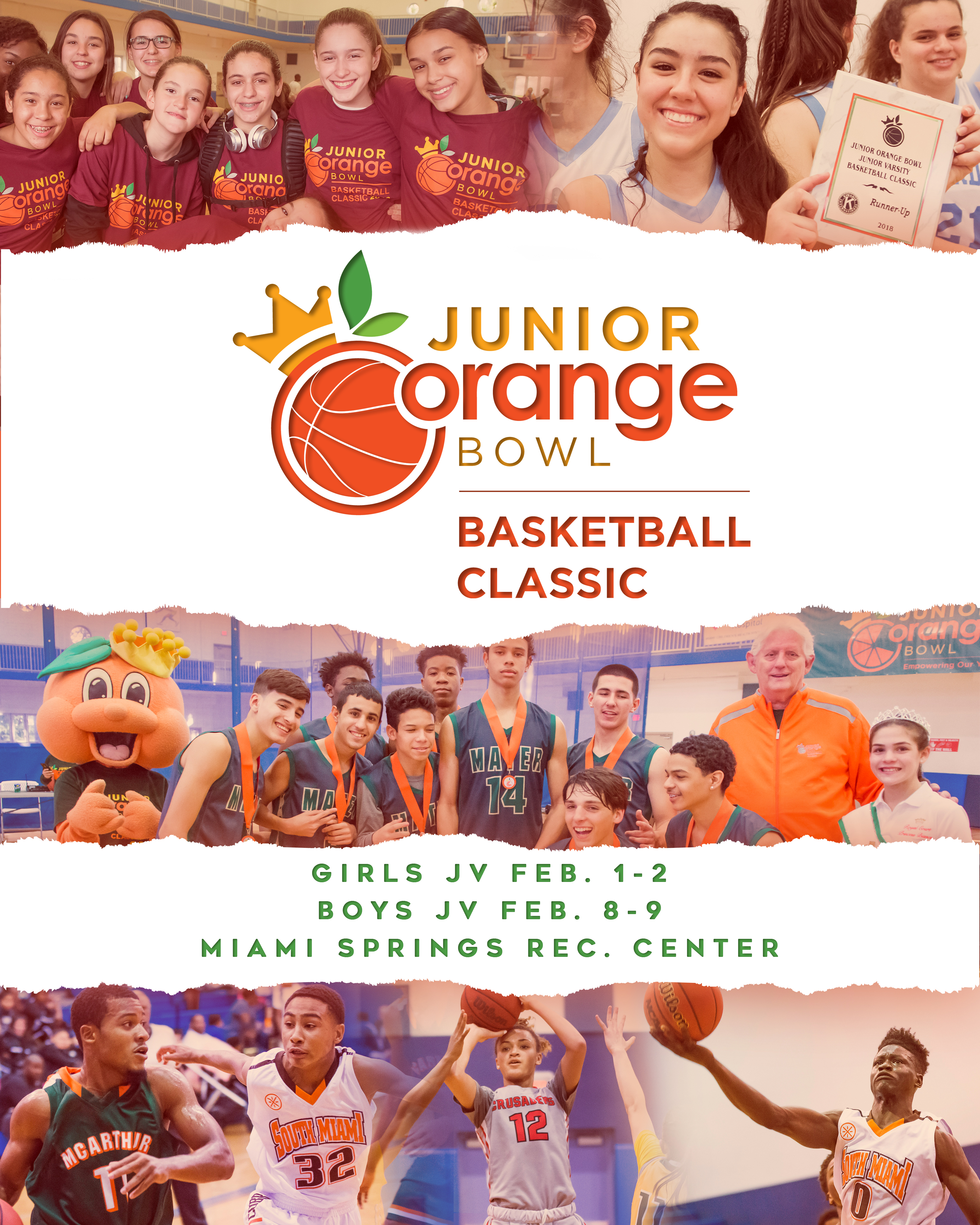 JV Basketball Classic